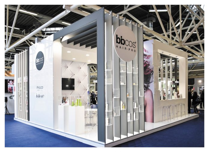 Stand BBcos Cosmoprof 2018